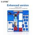 Материнская плата для ремонта телефона UANME 12 в 1 для iPhone 5C 5S SE 6 6 P 6 S 6SP 7 P 8 8 P XR cpu Chip Repair Tools держатель PCB jig