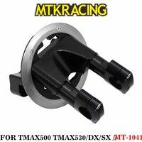 Бесплатная доставка Аксессуары для мотоциклов 5 видов цветов T Max новый комплект стояк POUR Гвидон T Max 500 TMax 500/ABS 2008 2012 TMAX530 DX SX