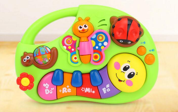 Musical Toys For Toddlers : Recommend new kid toys childrens keyboard early educational music