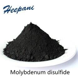 Бесплатная доставка сульфид молибдена с 99.9% чистоты смазки материал MoS2 порошок