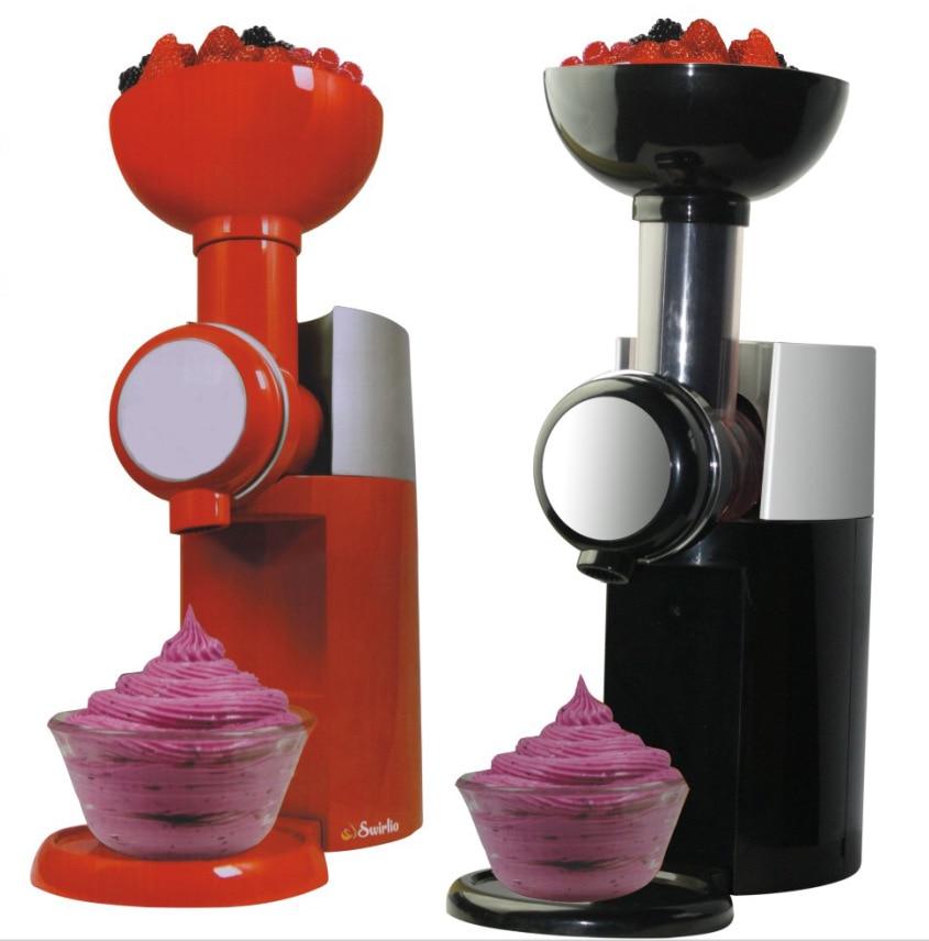 Auto Frozen Fruit Dessert Maker Machine DIY Frozen Yogurt ...