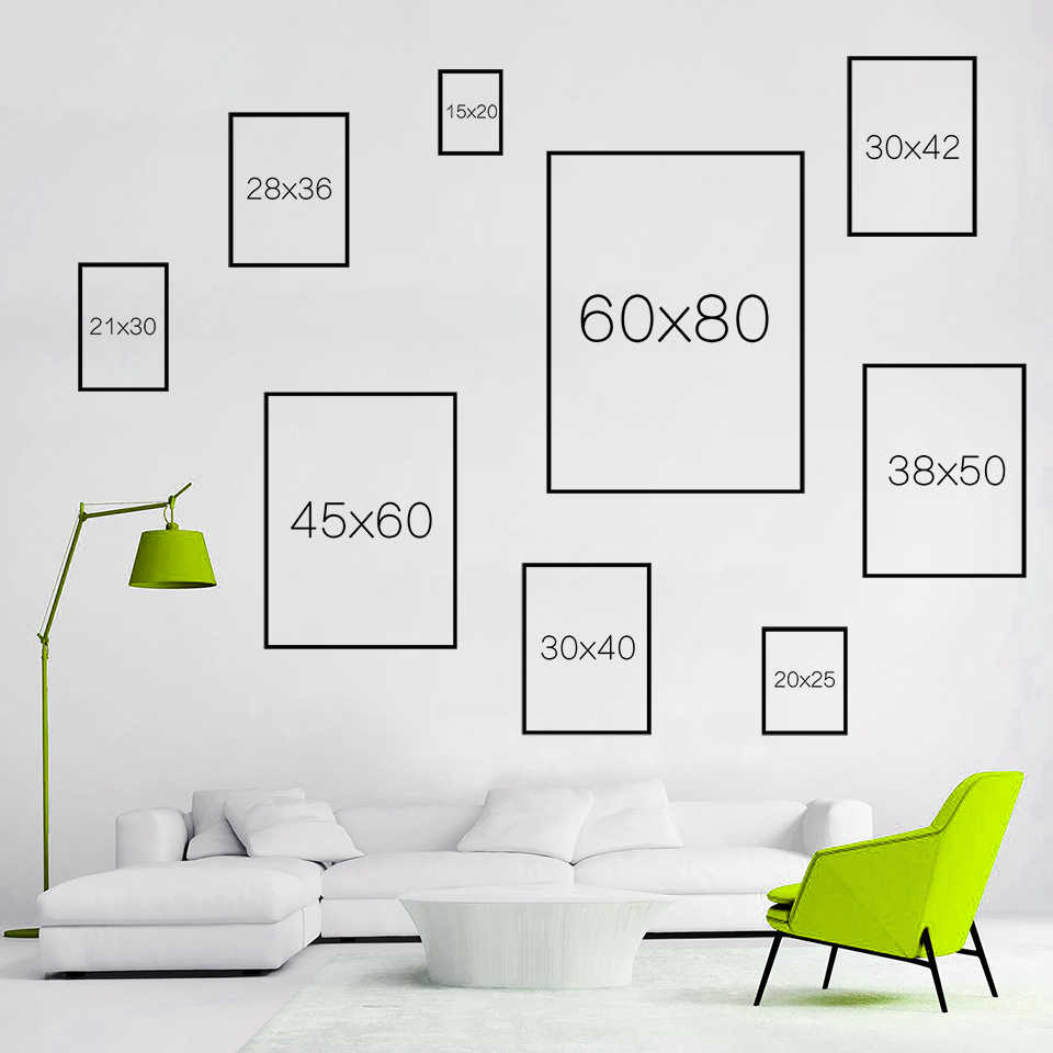Nordic Style Pictures Modern Simple Abstract Print Ink Black Gold Lines Painting Office Canvas Art Prints Poster Wall Home Decor