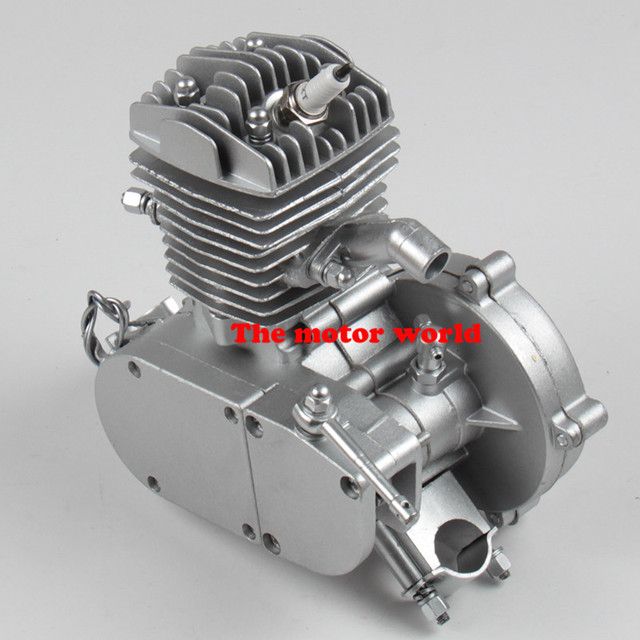 80cc 2 Stroke Engine Single Cylinder For Motorized Bicycle