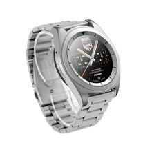 Elegante Reloj de Pulsera Original ZW35 Pulsómetro Gimnasio Rastreador Smartwatch DZ09 Reloj Inteligente Para iOS Android PK L6S