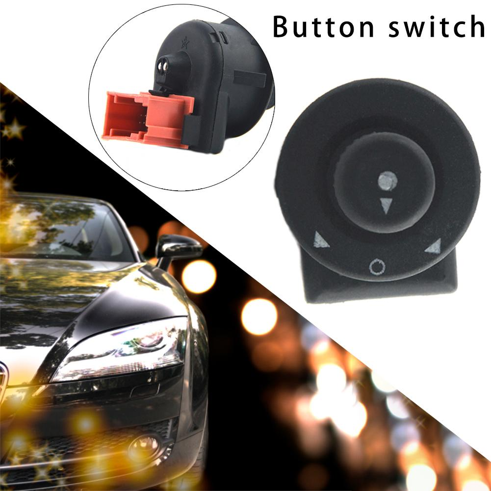 1pcs Mirror Regulation Button Switch For Citroen Senna Elysee Picasso ABS Rearview Adjustment