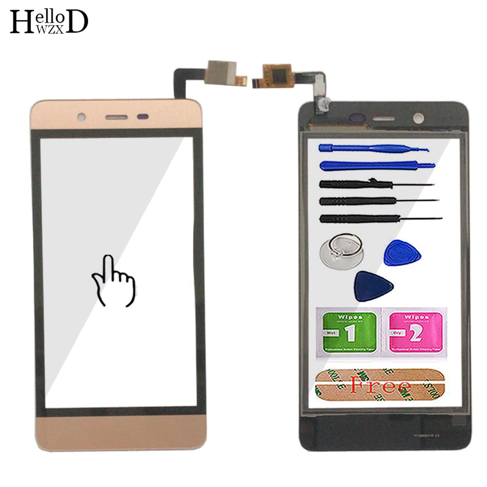 Mobile Touch Screen TouchScreen For Micromax Q4101 Touch Screen Front Glass Sensor Digitizer Panel Repair Parts Tools Adhesive