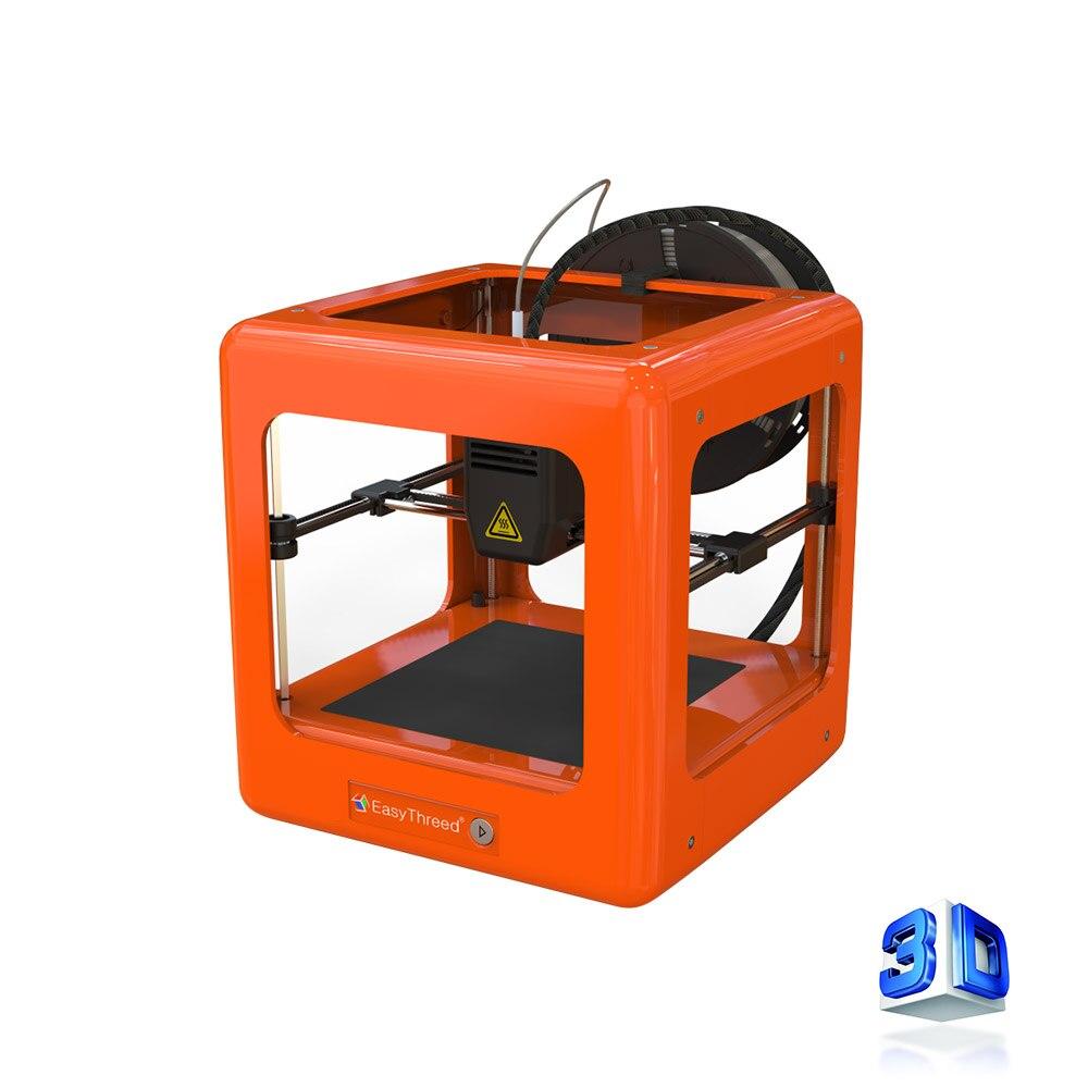 2018 nouvelle imprimante 3D de bureau d'entrée de gamme E3D Nano pour enfants étudiants pas d'assemblage fonctionnement silencieux opération facile haute précision
