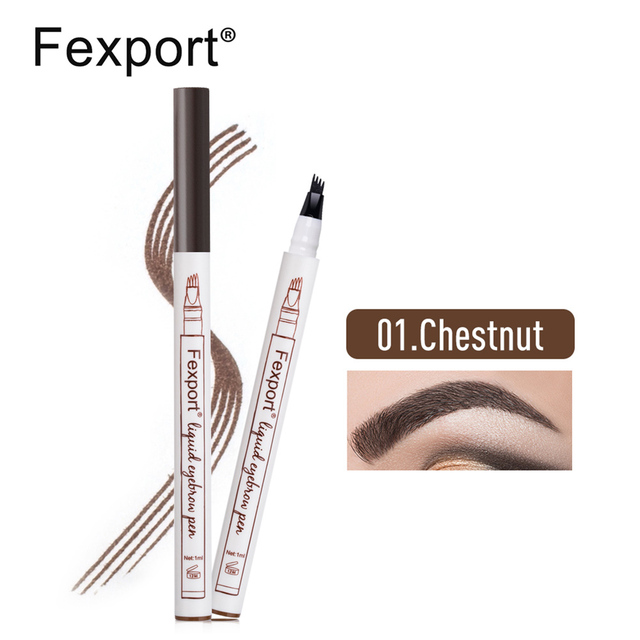 Fexport Liquid Eyebrow Pencil 3 Colors