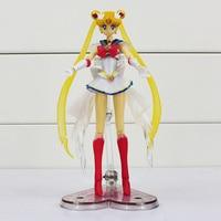 Sailor Moon jolie gardien Super Sailor Moon Anime japonais PVC Action Figure jouet
