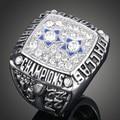 Jóias Vintage 1977 Dallas Cowboys Super Bowl Anéis de Campeonato Replic For Women & Men Presente Do Dia Dos Namorados Produtos de Souvenirs