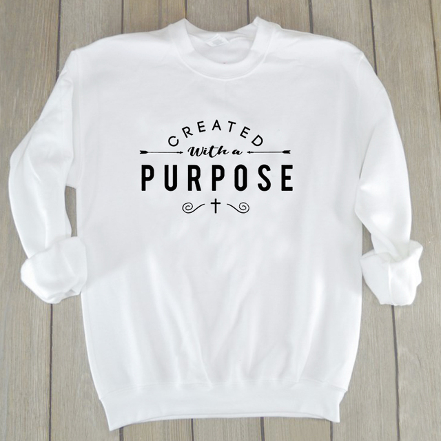 Graphic Sweatshirt Christian Aesthetic Hoodie Pullovers Jesus Clothes