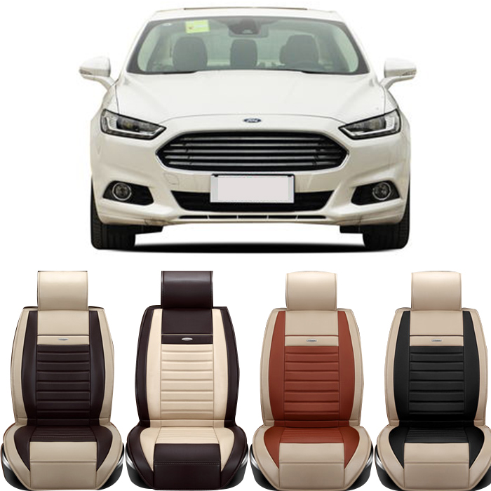 high quality special leather car seat covers for ford mondeo focus fiesta edge explorer taurus s. Black Bedroom Furniture Sets. Home Design Ideas