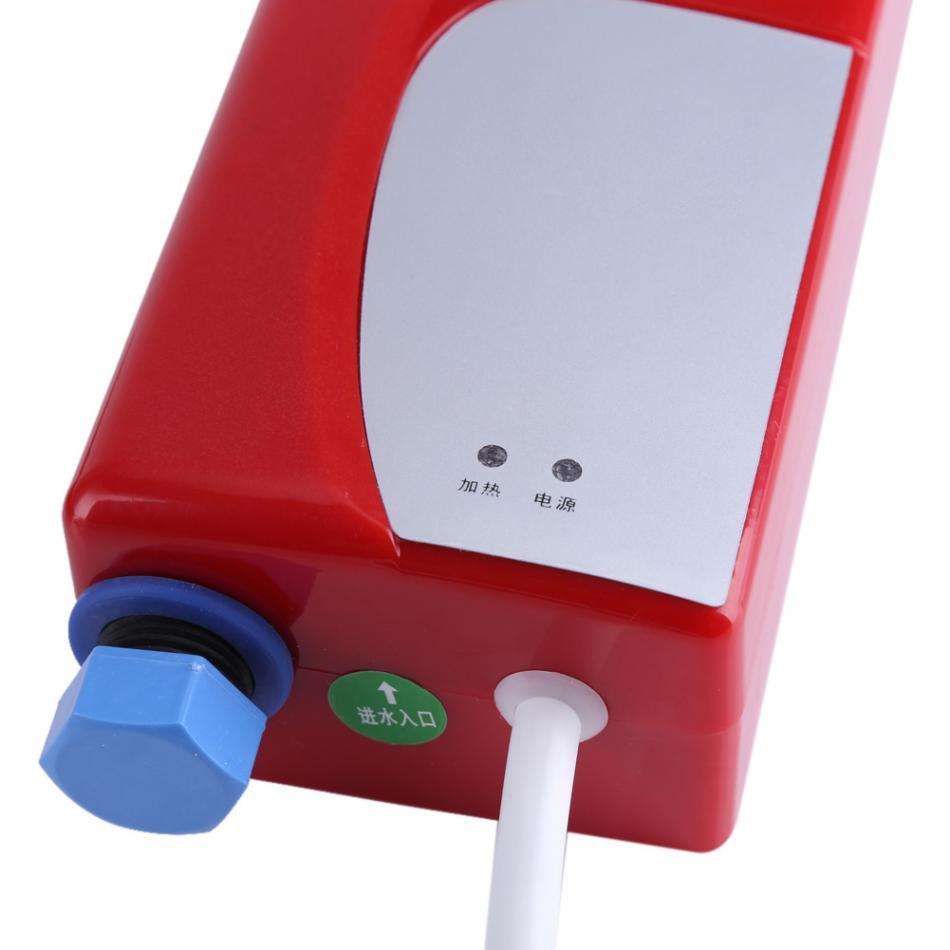 Akan su ısıtıcıları: kullanımdan sonra geri bildirim