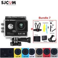 100% Original SJCAM SJ5000X Elite 4K 2.0″Screen WiFi NTK96660 30M Waterproof Sports Action Camera Car Mini DVR+Various Accessory
