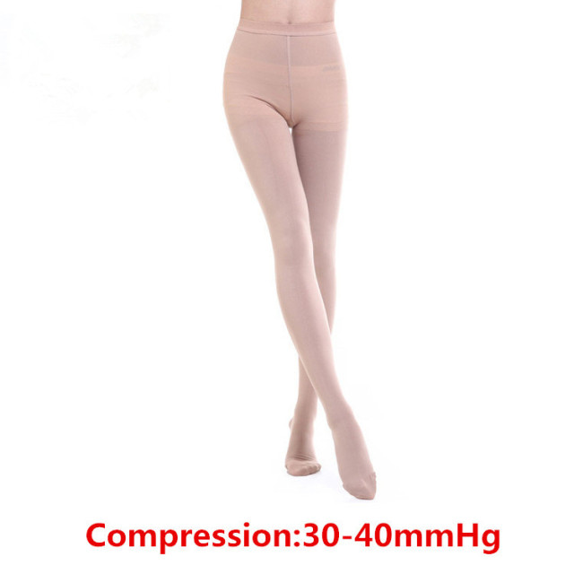 Unisex medical pantyhose