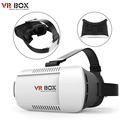 "2016 VR BOX Virtual Reality Headset 3D Glasses VR Google Cardboard Glasses For 4.7"" ~ 6.0"" Smart Phones 3D Video Glasses"