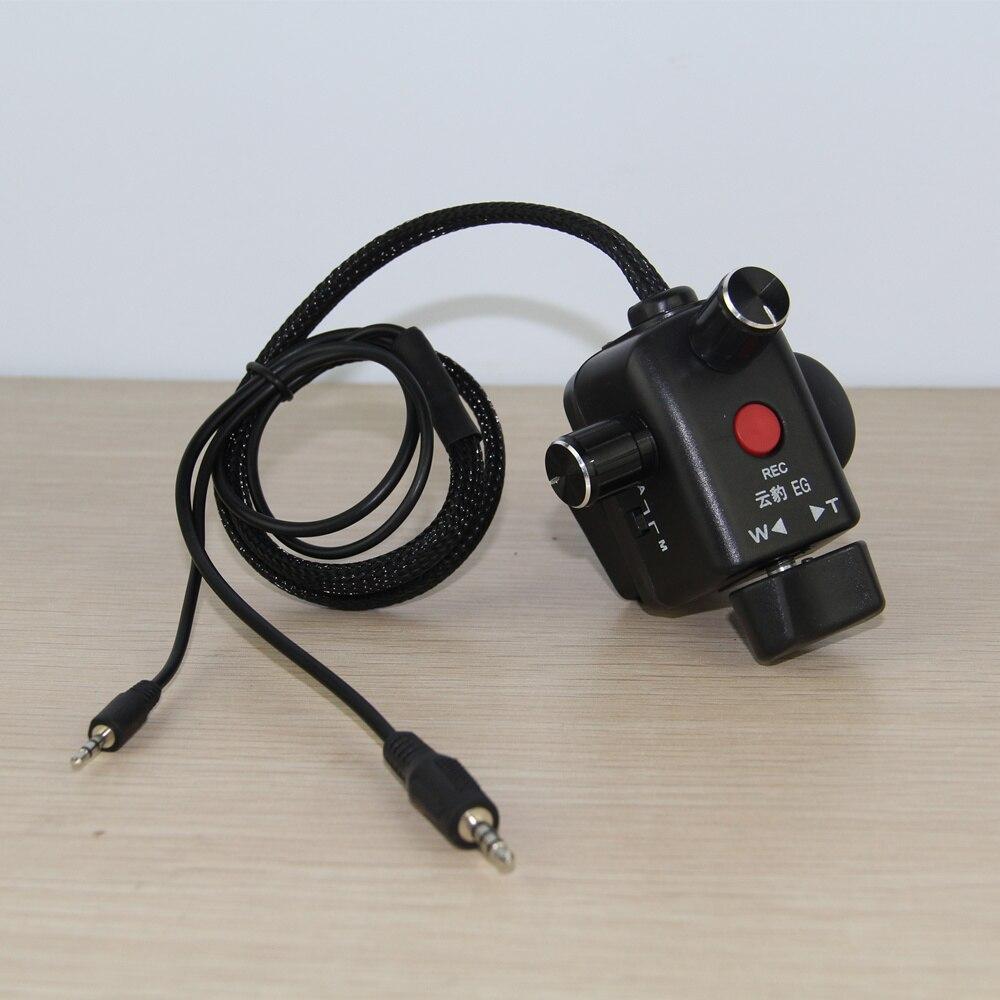 Фабрика питания штатив Топ обработчик управление зумом пульта дистанционного управления CAM удаленные 2,5 мм DVC63 DVC180 153 AG130