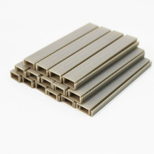 Pack of 4680 polymer composite plastic nails staples for wood lumber log (1306)