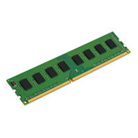 Kingston Технология ValueRAM 16 GB (2x8 ГБ) DDR3 1600, 16 ГБ, 2x8 GB, DDR3, 1600 МГц, 240 pin DIMM