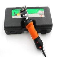 Профессиональные электрические ножницы для стрижки овец 690 Вт 13 зубов электрические для стрижки овец Ножницы 220 240 В электрическая для стриж