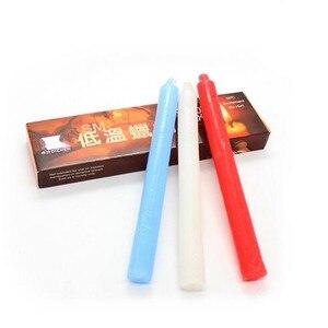 Image 4 - Sex Spielzeug für Frau Kreative Niedriger Temperatur Kerze Erwachsene Spiele Bdsm Bondage Pleasuring Spielzeug