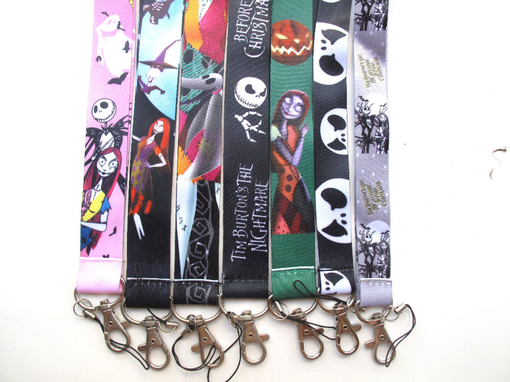 Online Get Cheap Nightmare before Christmas Lanyards -Aliexpress ...