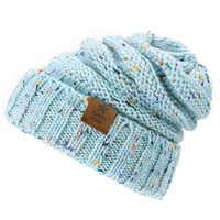 Gorros de gorro de malha chapéu de gorro de gorro de gorro de gorro de gorro de inverno de alta qualidade
