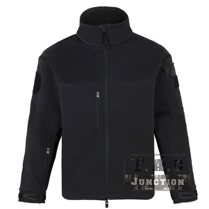 цена на Emerson Tactical Rangers Reload Outdoor Soft Shell Jacket Coat EmersonGear Windproof Warm Fleece Military Hunting Jacket Cloth