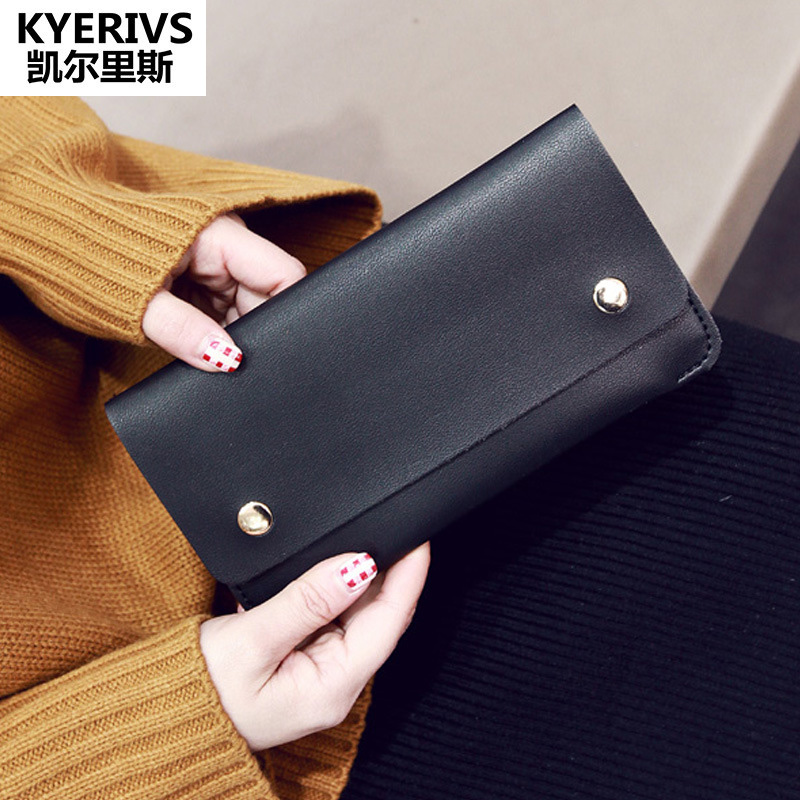 Casual Pu Leather Brand Wallets Women Clutch Bag Wallet for Women Gift High Capacity Clutch Purse Womens Wallets and Purses new fashion women wallet leather brand wallets women wholesale lady purse high capacity clutch bag for women gift free shipping