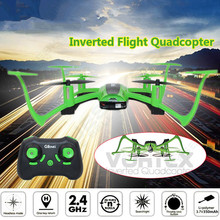 Education rc toy Vortex Inverted rc drone 180 Degrees RTF RC Quadcopter helicopter Headless Mode 3D Eversion LED Light for kis