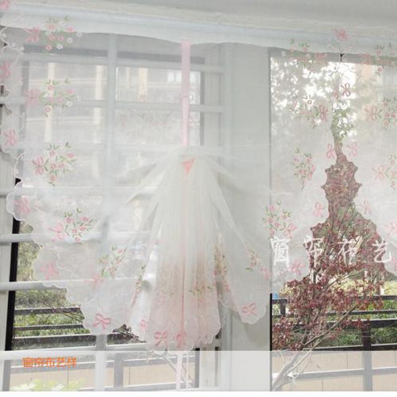 balloon curtains sheer. . diaidi rural sheer curtain lace hollow