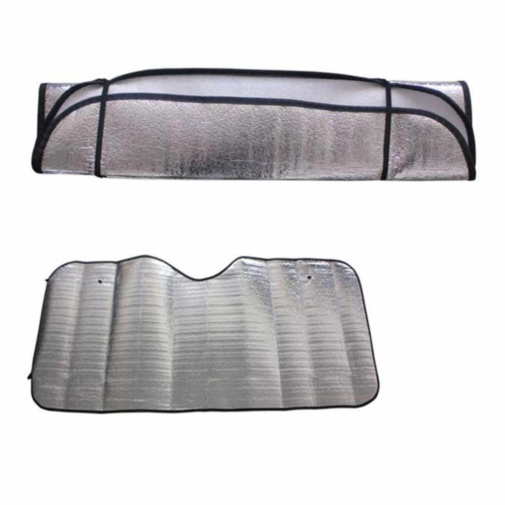 מתקפל רכב שמשה קדמית Visor כיסוי חלון שמש צל לקאיה ריו K3 K4 K5 Sportage סורנטו venga יונדאי Avante סונטה