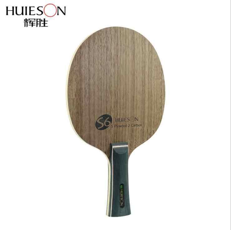 HUISON S6  Professional  Carbon Fiber  Table Tennis paddle/ Table Tennis Blade/ table tennis bat