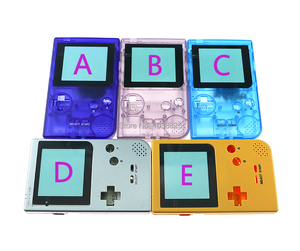 Image 2 - Replacement Repair Full Shell Housing Pack Case Cover full housing shell case with buttons For Game Boy Pocket GBP