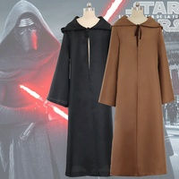 Star War Jedi Knight Anime Cosplay Costume Warrior Animation Clothing Star War Cosplay Wizard S Robe