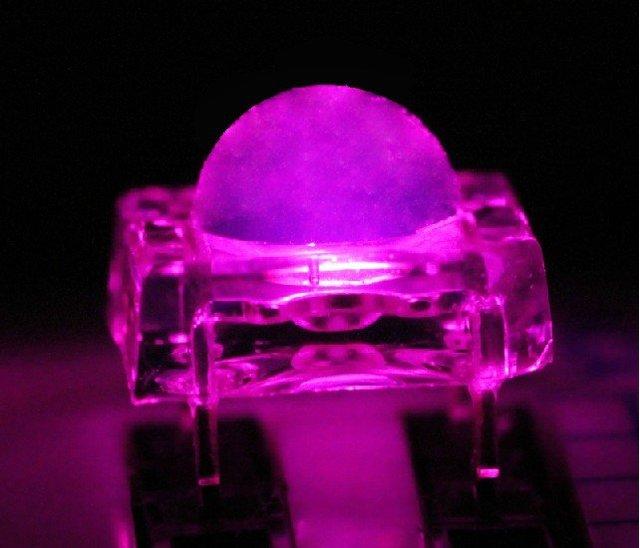 Round 5MM Superflux LED High Brightness Epistar Chip, R/G/B/Y/Pink/W/WW