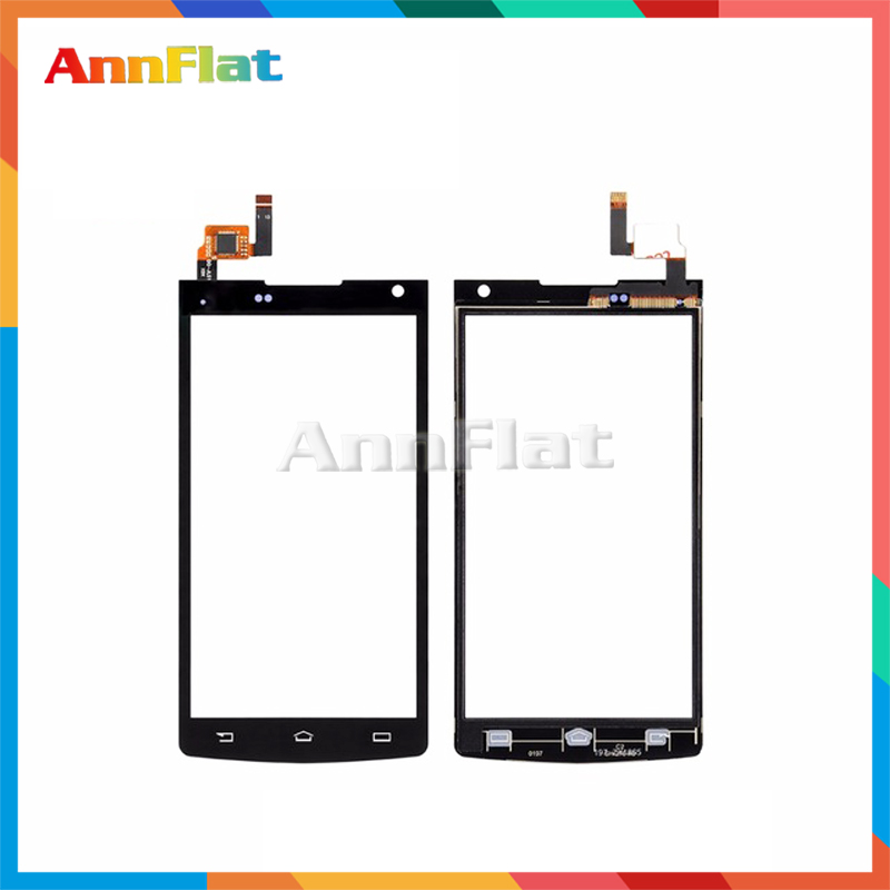 High Quality 4.5 For Philips Xenium S388 Touch Screen Digitizer Front Glass Lens Sensor Panel Free Shipping + Tracking code