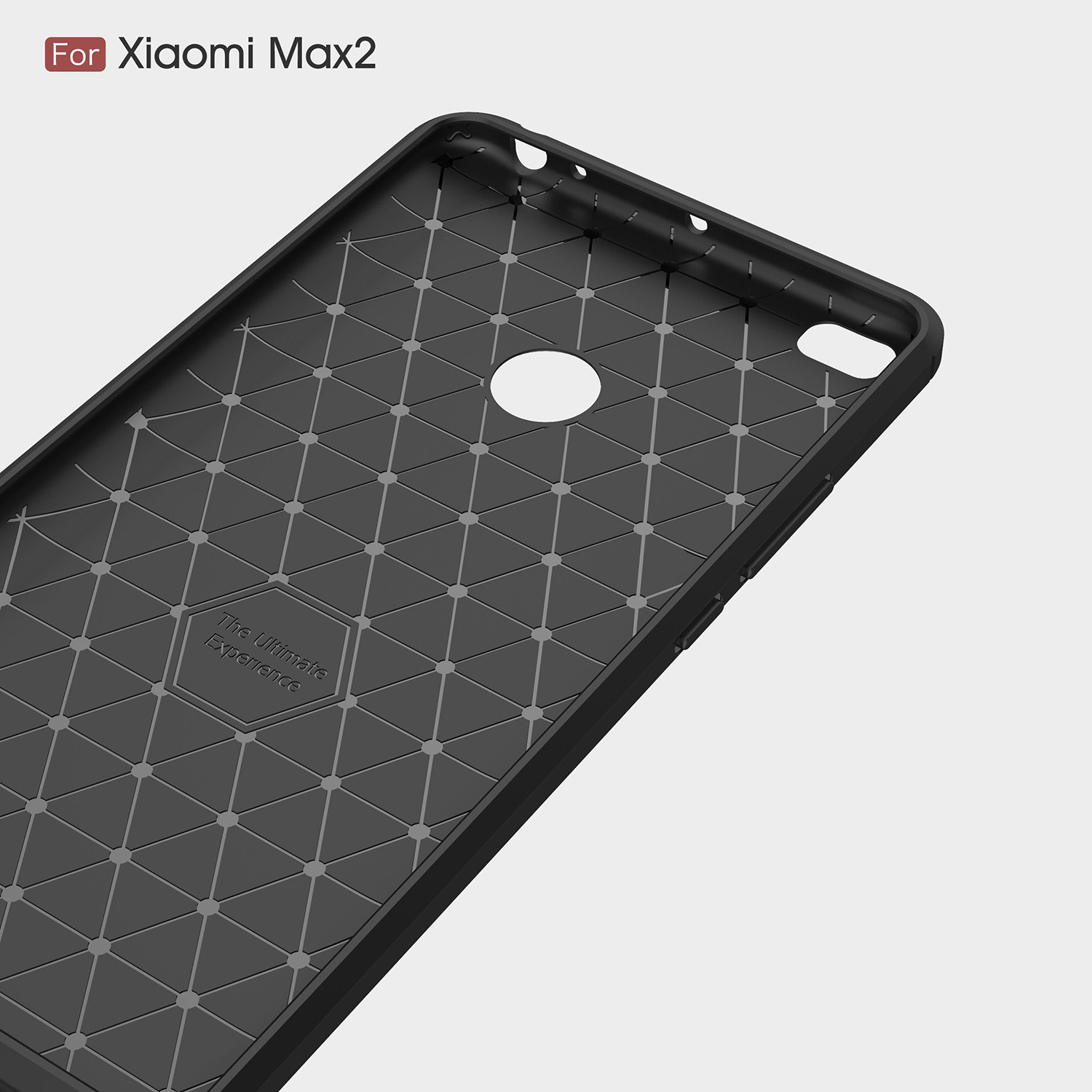 For Xiaomi Redmi 4A 4x Note 4 Glabal Mi5X Mi A1 Mi6 Mi5 Max2 Soft TPU Carbon Fiber Brushed Case For Mi Max Full Protection Coque in Fitted Cases from