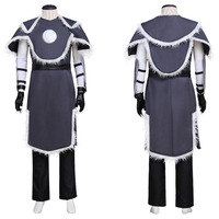 Avatar The Last Airbender Sokka Cosplay Costume Outfit Adult Men's Halloween Carnival Costume Cosplay