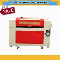 CNC Co2 Laser Acrylic Sheet Cutting and Engraving Machine 60W Laser Tube 220V/110V voltage