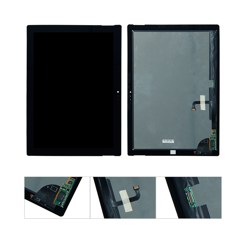 For Microsoft Surface Pro 3 1631 TOM12H20 V1.1 LTL120QL01 003 LCD Display Touch Screen Digitizer Assembly Replacement