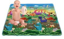 Gimnasio Alfombra Gruesa del Niño del bebé Estera de Arrastre Del Bebé Niños Playa Bebé Desarrollo Espuma Piso Alfombra de Juego Infantil Actividad Suave Eductaion