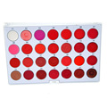 28 Color Professional Makeup Lipstick Palette Moisturizing Easy to Wear Jelly Lipstick Gloss Cream