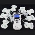 Cuidado corporal saludable meridiano Digital de la terapia decenas máquina masajeador Relax Muscle Pain Relief acupuntura terapia