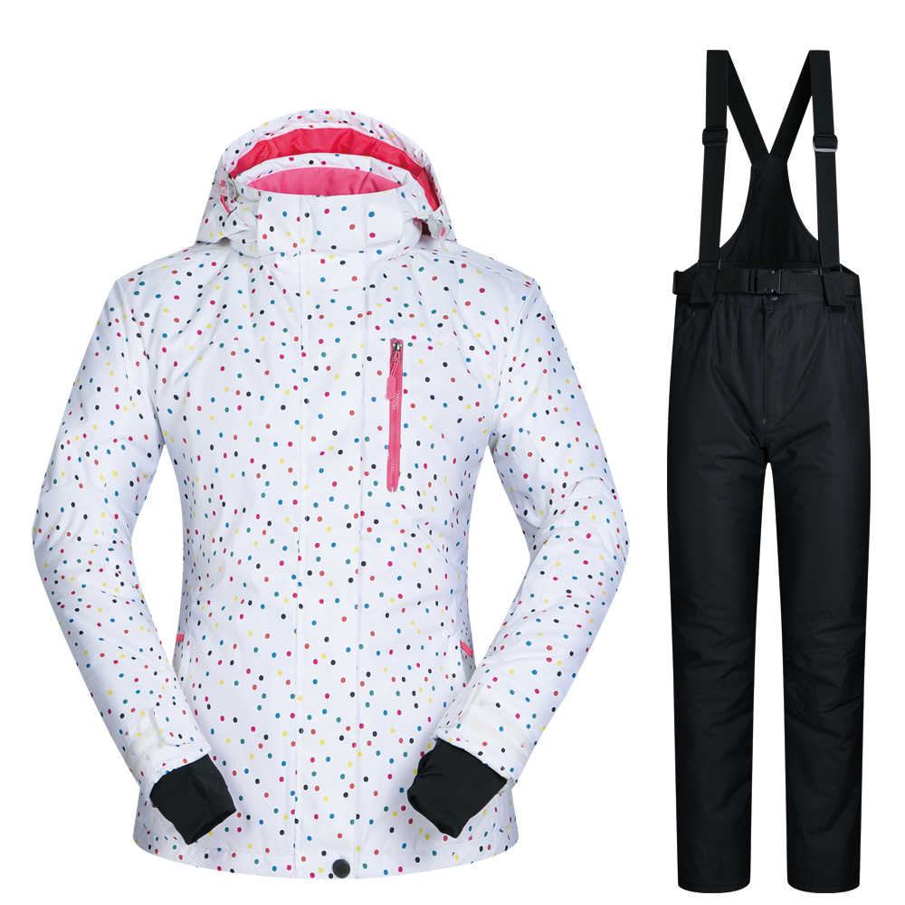 Смотреть Зимние комплекты для женщин – куртка и брюки видео