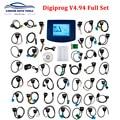 Лучшее качество digiprog 3 Digiprog III v4.94 одометр корректный инструмент Digiprog 3 v4.94 Регулировка пробега Digiprog 3 обновление Быстрая доставка DHL