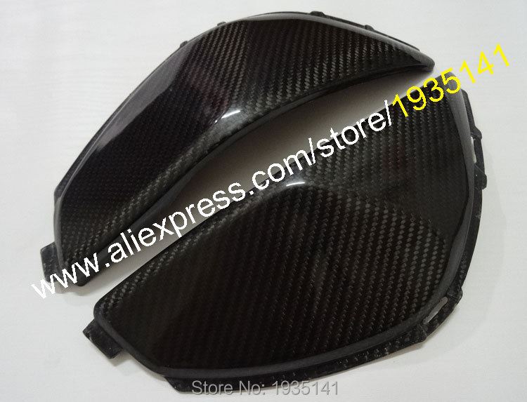 Hot Sales,Carbon Fiber Tank Side Covers Panels Fairing For Honda CBR1000RR 08 09 10 11 CBR 1000 RR 2008 2011 CBR1000 RR Parts
