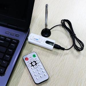 Image 2 - Kebidumei USBทีวีดิจิตอลDVB T2 USB TV Stick Tuner HD TVเครื่องรับสัญญาณเสาอากาศระยะไกลสำหรับDVB T2/DVB C/FM/DAB