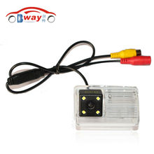 China Post 100% Waterproof 170 Degree Wide Angle Toyota Corolla E120/BYD F3//Lifan 620 Car Rear View Camera