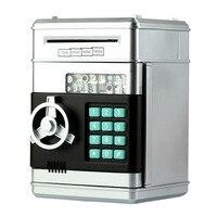 Лидер продаж пароль Копилка большая копилка Бытовая Банк сбережений денег ATM Автоматическая Счетная машина Подарочная коробка для студийн...